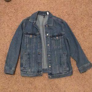 Women's H&M jean jacket